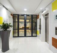 UEI Entrance